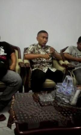 Hina Wartawan, Bupati Batang Digeruduk Awak Media