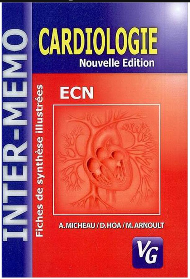 Free Download medical ebooks : Inter memo Cardiologie