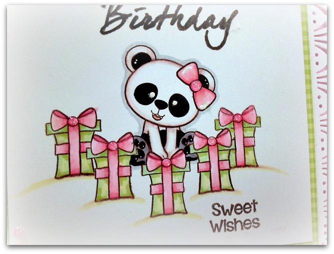 Craftin Desert Divas Blog Happy Birthday Sweet Wishes