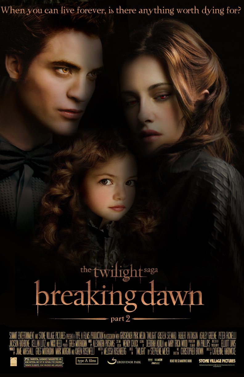 The Twilight Saga Breaking Dawn Part 2 (2012)