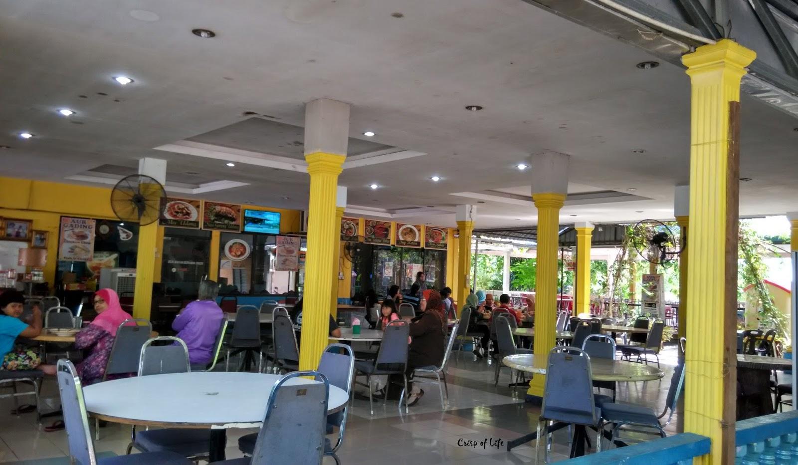 Mee Udang Restoran Aur Gading Sungai Dua