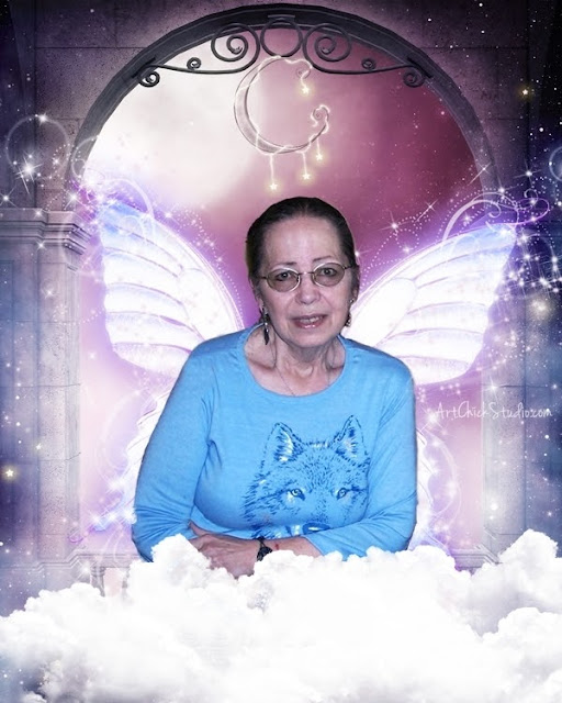 Remembering Mom Fairy Digital Art