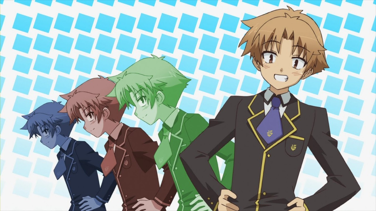 Tokoh anime paling bodoh
