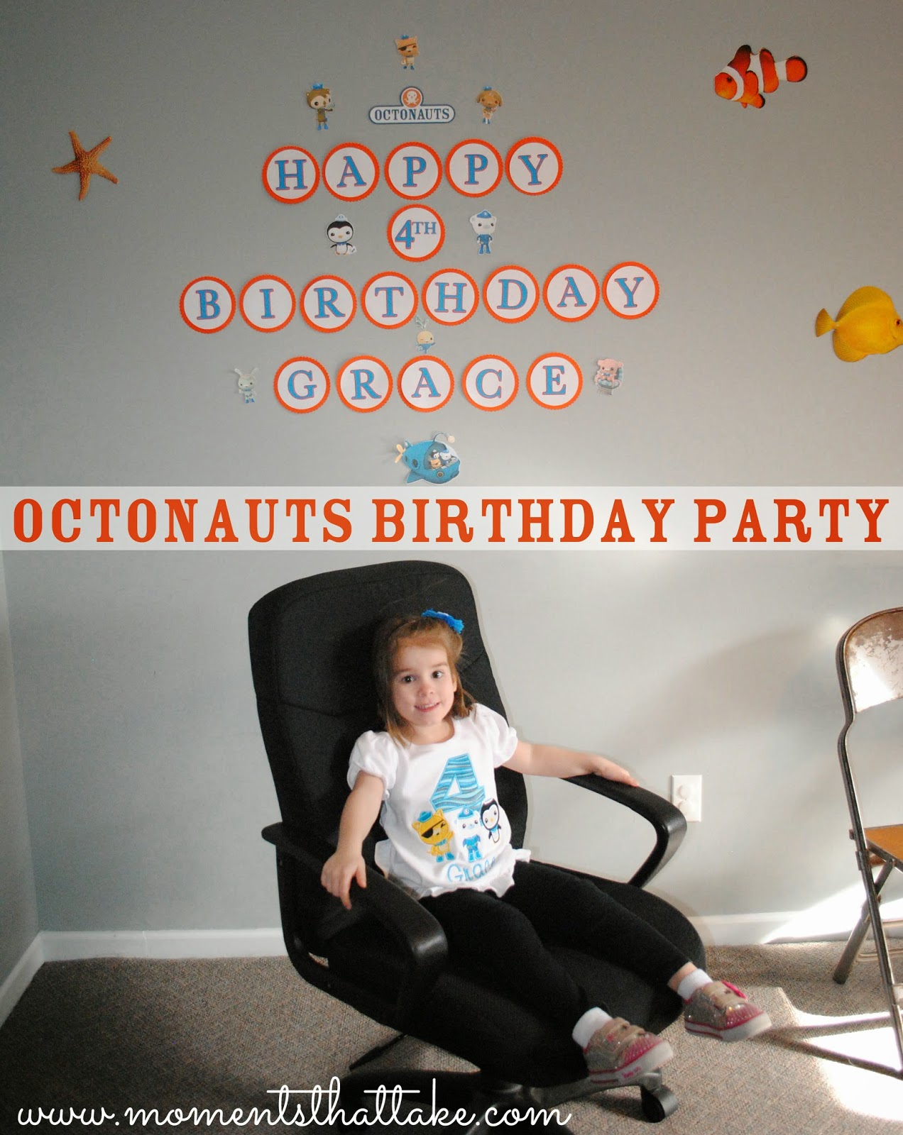 Octonauts Party Ideas