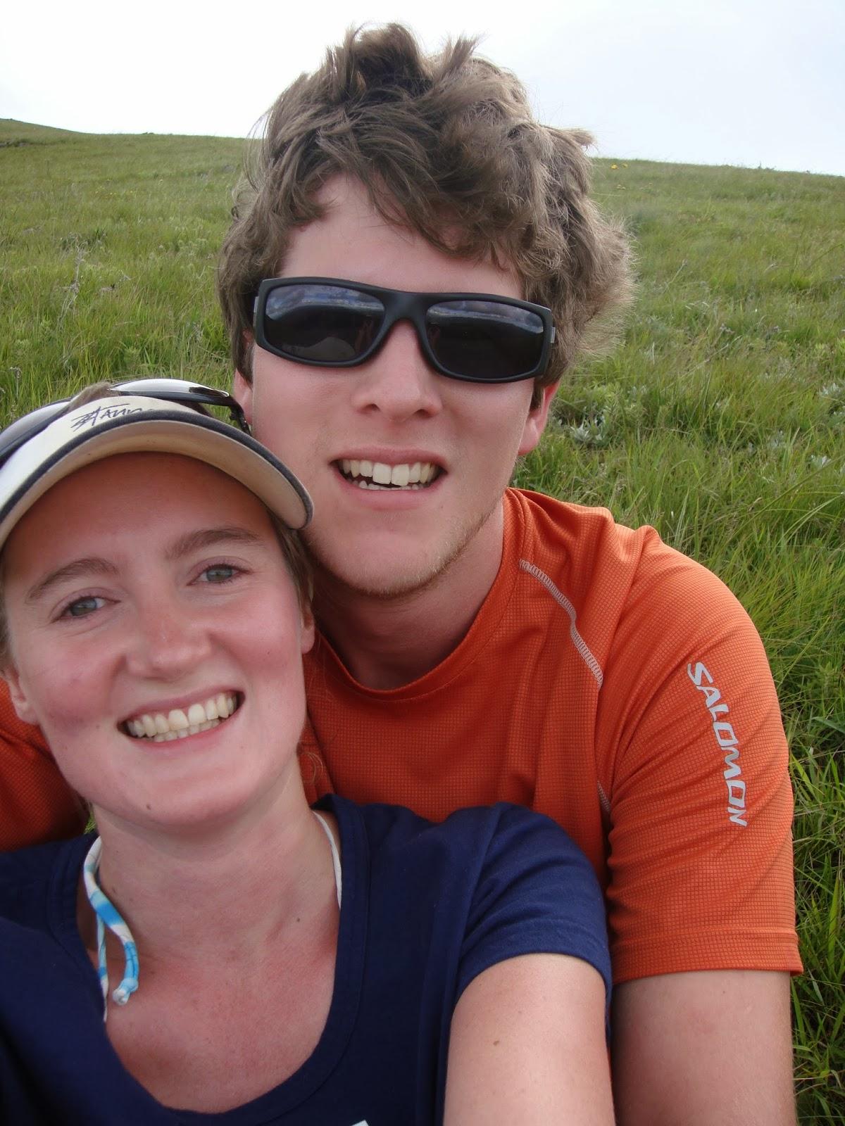 Hiking in Baberton