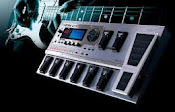方便好用的電吉他綜和效果器