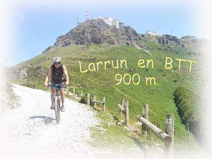 Larrun 900 m