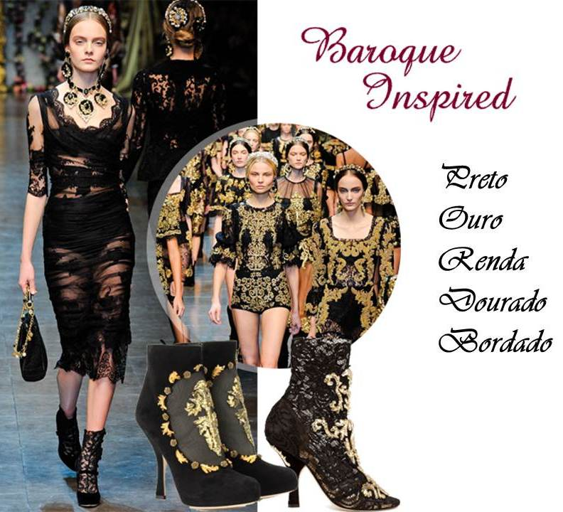 Sueca lifestyle baroque inspired winter 13 for Baroque lifestyle