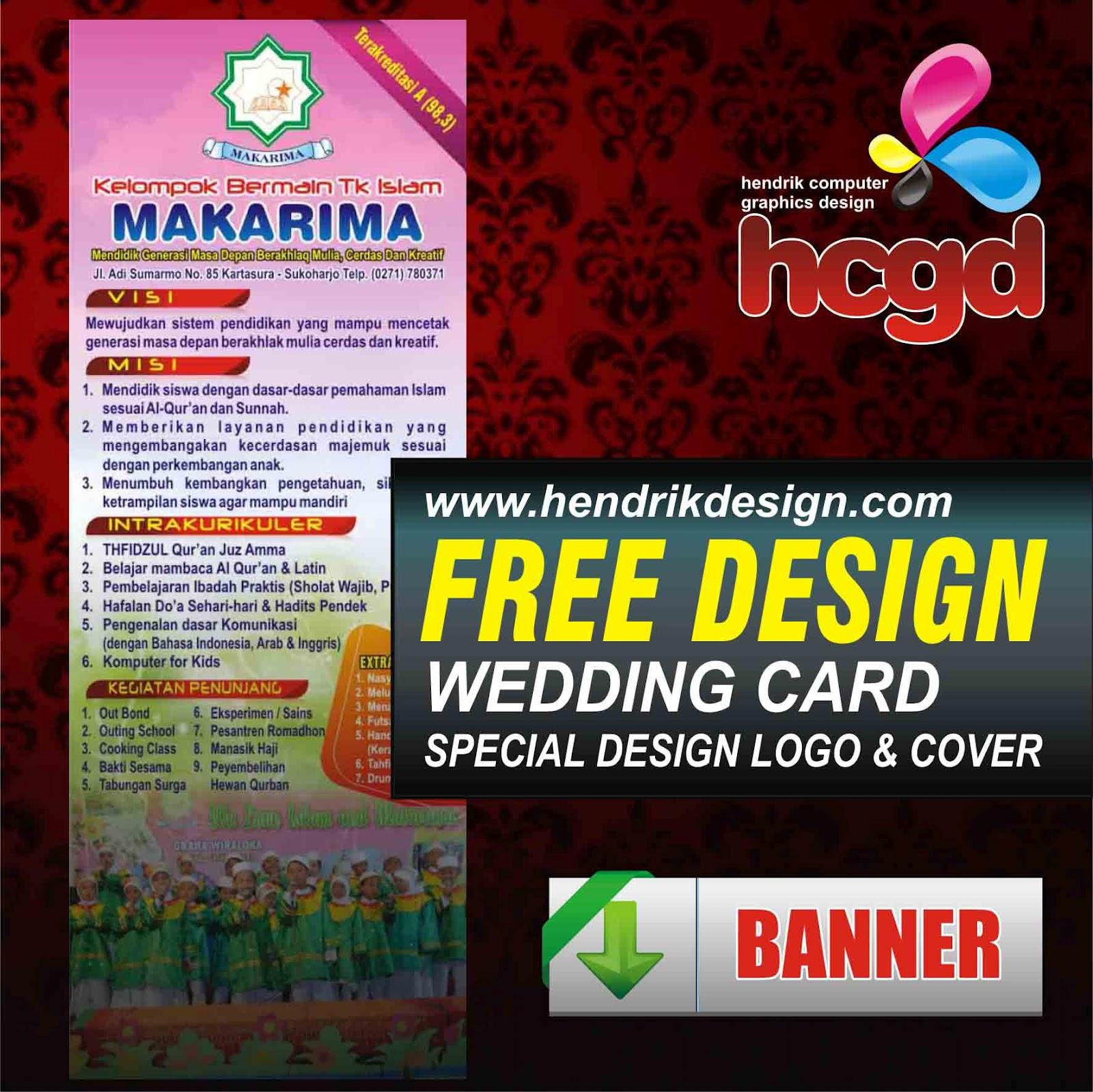 Contoh Desain Banner