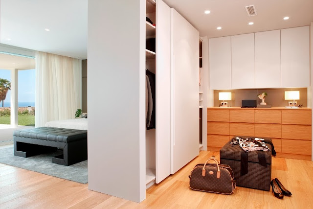 suite con vestidor