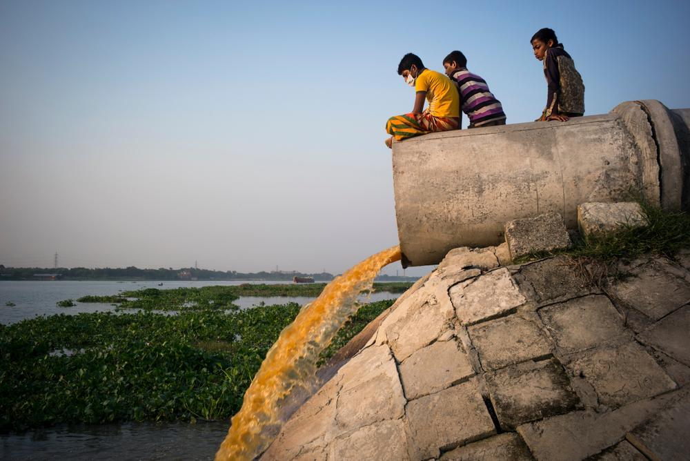 Dhaka vergiftet
