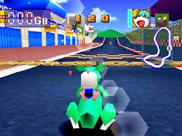Download Games Bomberman Fantasy Race PS1 ISO For PC Full Version Gratis Unduh Dijamin Work
