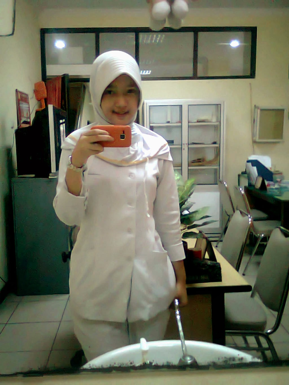 Deretan Foto Perawat Cantik di Indonesia