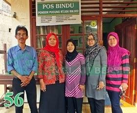 Bank Sampah Melati Bersih Pondok Pucung RW.02 Pondok Aren Tangerang Selatan