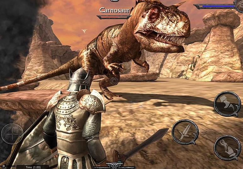 Game RPG Android Terbaik : Revensword - Shadowlands 3d