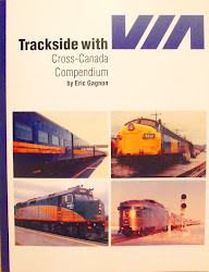 My Second VIA Rail book