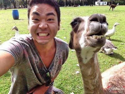 selfie-uri ciudate