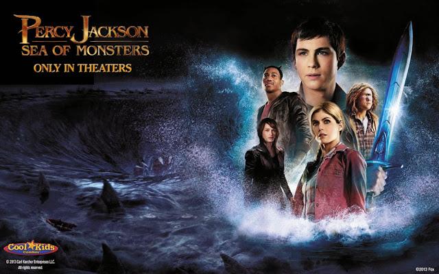 Frases de la película Percy Jackson y el mar de los monstruos