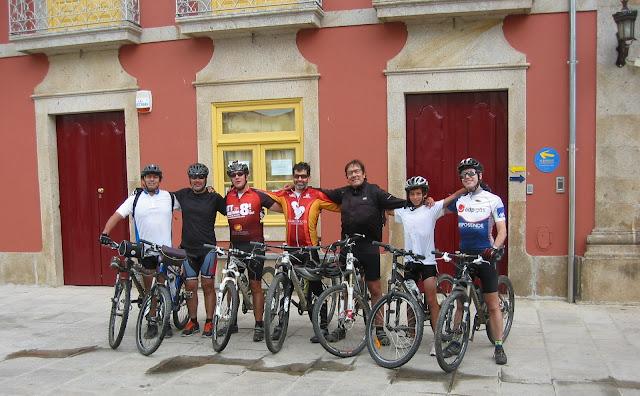 Albergue de peregrinos a Santiago de Compostela de Ponte de Lima