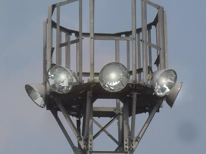 Maximalight Induction Lamp System Flood Light Mx Wa100