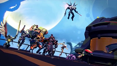 Battleborn (Game) - 'For Every Kind of Badass Trailer (E3 2015) - Screenshot
