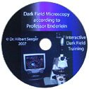 Darkfield Microscopy according to Professor Enderlein: Interactive Dark Field Training