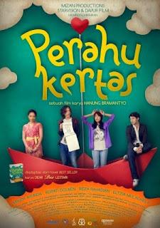 Resensi Novel Perahu Kertas Karya Dewi Lestari