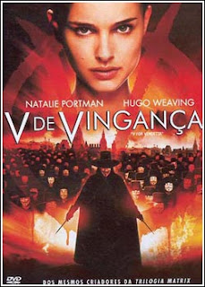 Download – V de Vingança – DVDRip AVI + RMVB Dublado