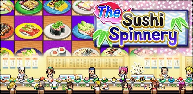 The Sushi Spinnery Android