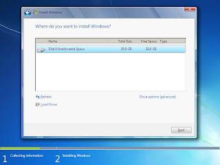 Cara instal windows 7 dan 8 menggunakan flash disk 5