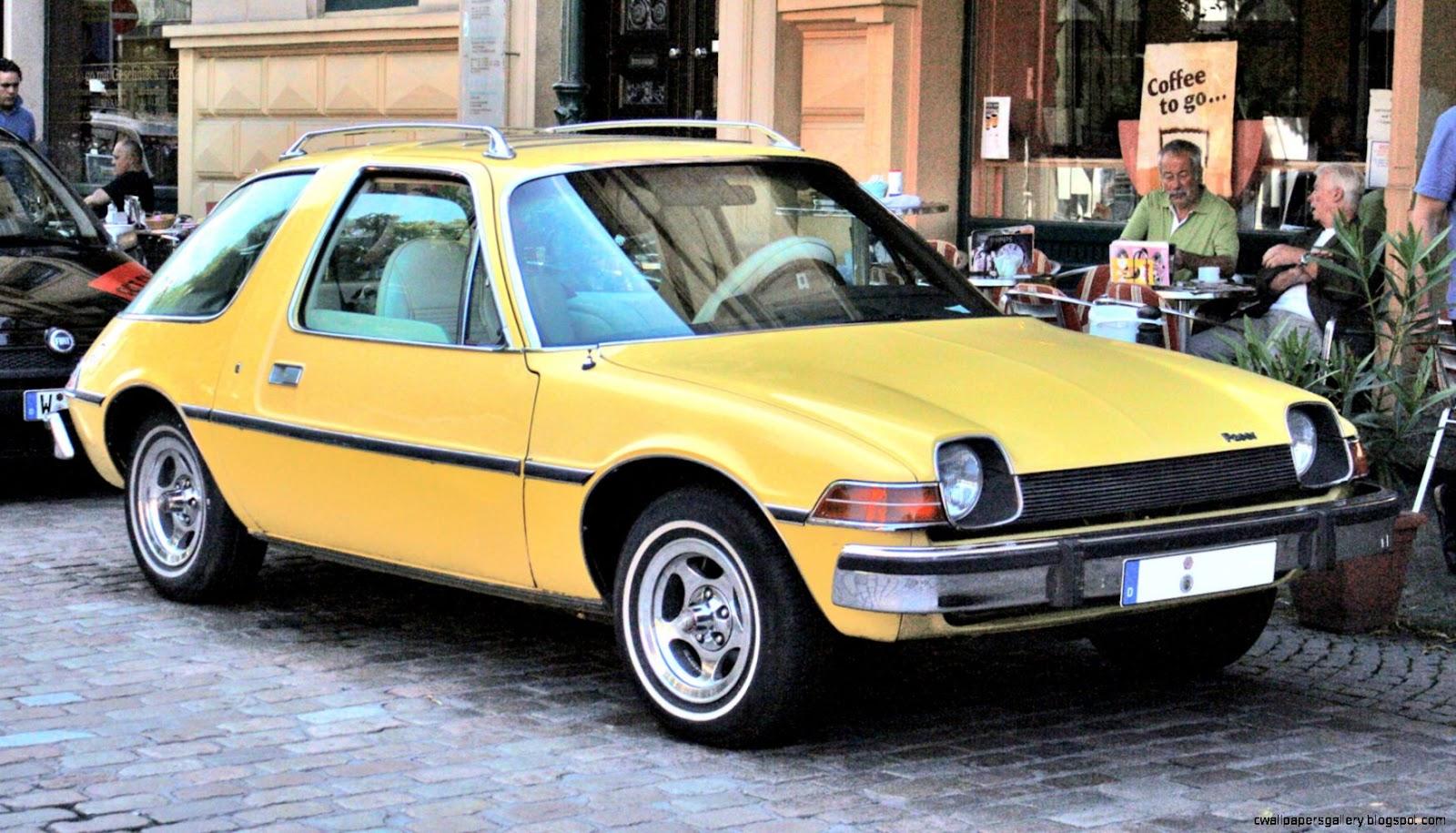 AMC Pacer Car