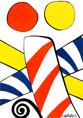 Alexander Calder's 113th Birthday by cool wallpapers