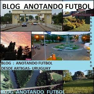 BLOG : ANOTANDO FUTBOL