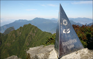 Fansipan Mountain - the Roof of Indochina 1
