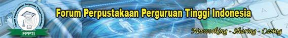Forum Perpustakaan Perguruan Tinggi Indonesia (FPPTI) Kalimantan Timur