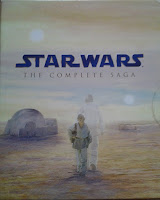 DVD Cover - Star Wars Saga