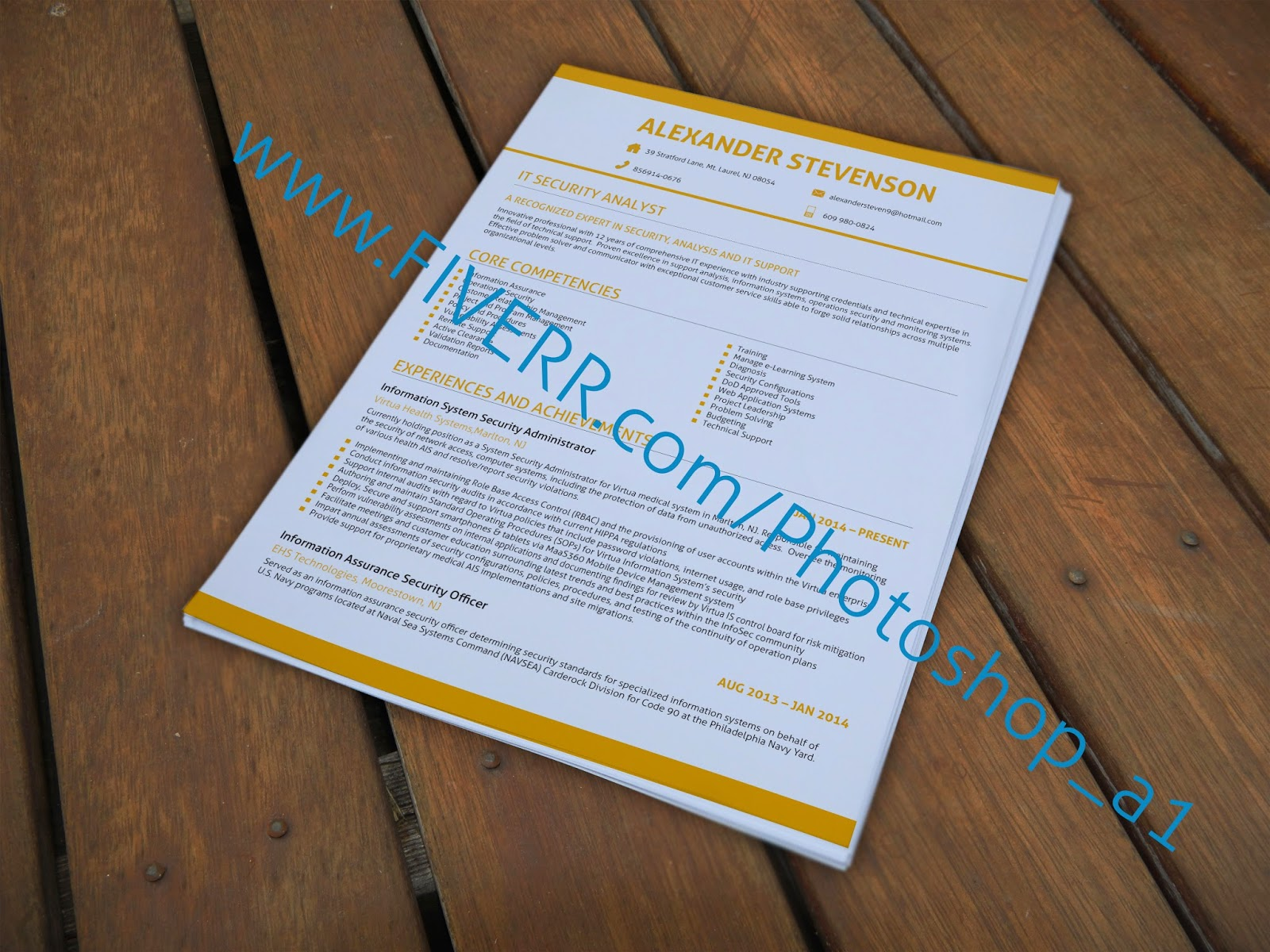 online resume cv design alexander stevenson resume design