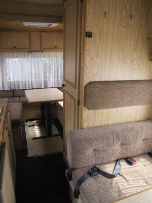wohnwagen renovieren viel spaa und liebe gra 1 4 ae lars domi vorher nachher