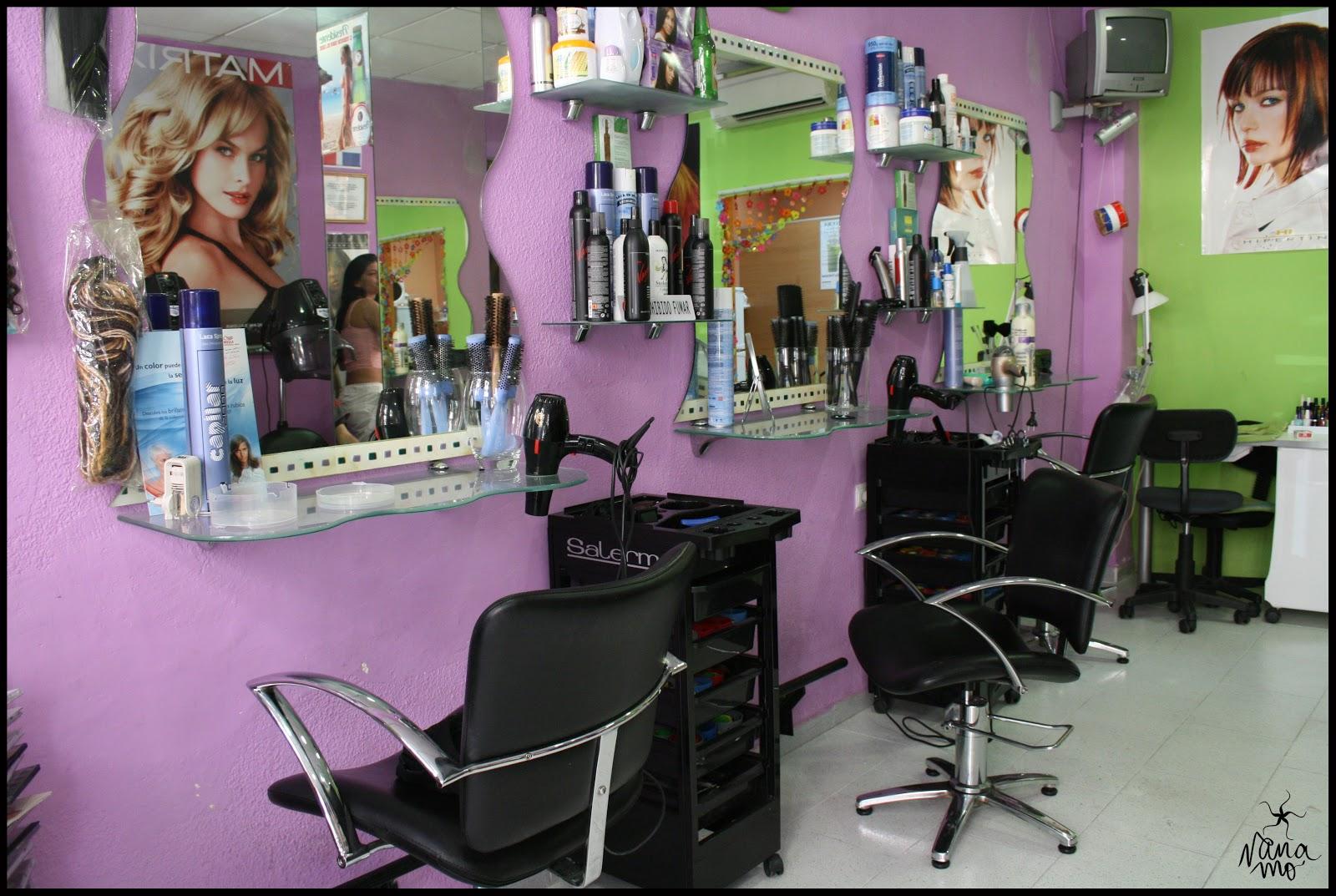 Nana mo establecimientos peluquer as - Diseno peluqueria ...