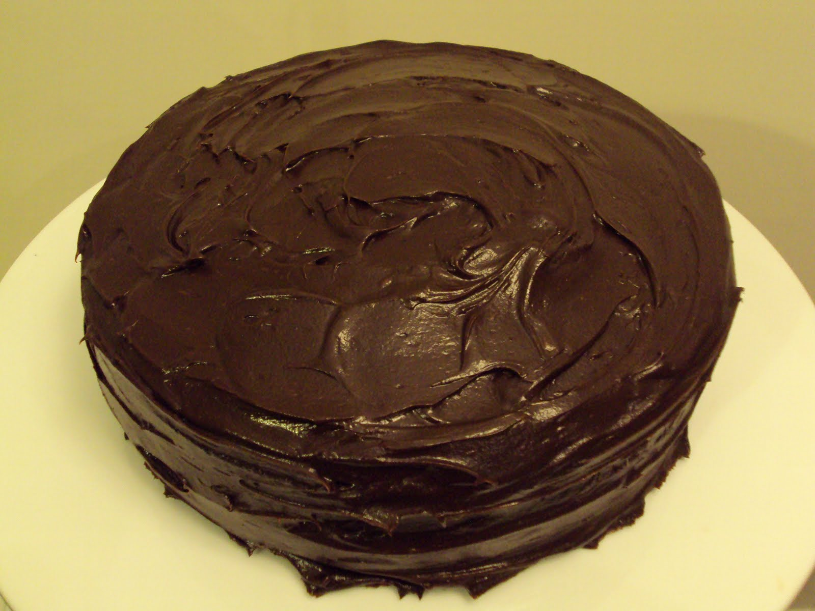 Me, My Food and I: Devil's Food Cake