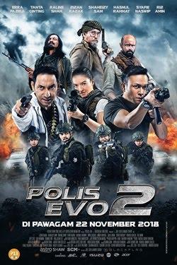 22 NOVEMBER 2018 -POLIS EVO 2 ( MALAY)