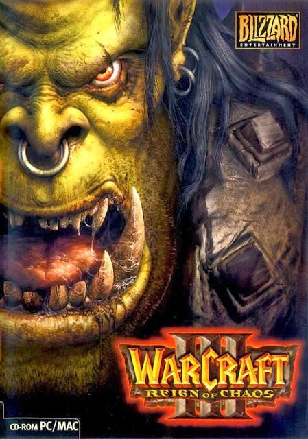 لعبة الاستراتيجية العملاقة WarCraft III Reign of Chaos نسخة كاملة حصريا تحميل مباشر WarCraft+III+Reign+of+Chaos