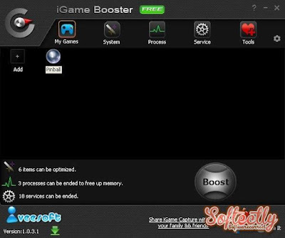 List of Best 9 Free Game Booster for windows igamebooster