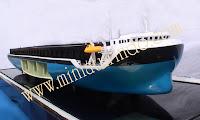 barge model
