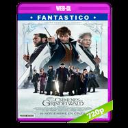 Animales fantásticos: Los crímenes de Grindelwald (2018) WEB-DL 720p Audio Dual Latino-Ingles