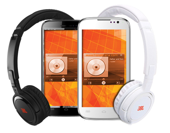 micromax launched canvas music A88