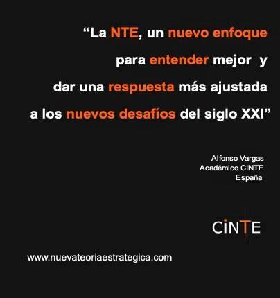 Nueva Teoría Estratégica (NTE)