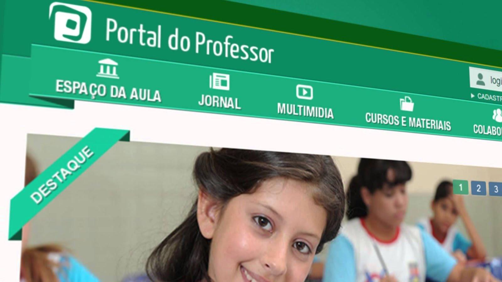 Portal do Professor