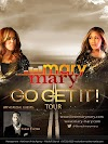 "MARY MARY ANNOUNCE ""GO GET IT"" TOUR"