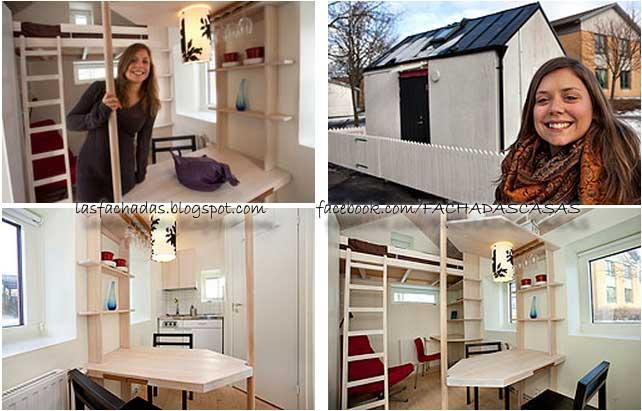 Casas super pequenas soul box u un casa ideal para - Casas muy pequenas ...